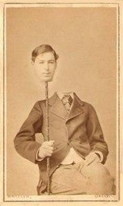 Викторианские фотографы умели шутить и без фотошопа2
